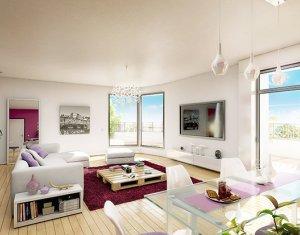 Achat / Vente programme immobilier neuf Bessancourt en bordure de la forêt de Montmorency (95550) - Réf. 3061