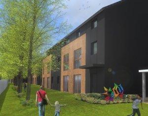 Achat / Vente programme immobilier neuf Bessancourt, proche Ligne H et à 32 minutes de gare du Nord (95550) - Réf. 1150