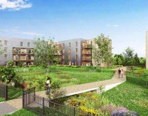 Achat / Vente programme immobilier neuf Bessancourt proche Transilien Ligne H (95550) - Réf. 3842