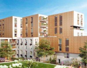 Achat / Vente programme immobilier neuf Bezons proche centre (95870) - Réf. 3353