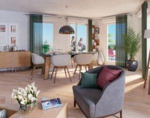 Achat / Vente programme immobilier neuf Bezons proche centre-ville (95870) - Réf. 3547