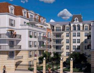 Achat / Vente programme immobilier neuf Blanc-Mesnil à 10km de la porte de la Chapelle (93150) - Réf. 5082