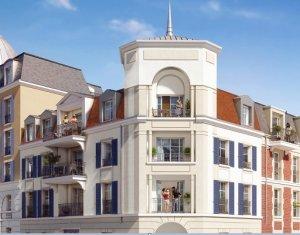 Achat / Vente programme immobilier neuf Blanc-Mesnil quartier Eiffel (93150) - Réf. 3867