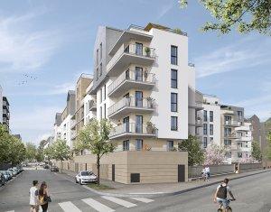 Achat / Vente programme immobilier neuf Bobigny à 500 mètres du Métro (93000) - Réf. 3823