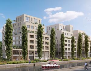 Achat / Vente programme immobilier neuf Bobigny face canal de L'Ourcq (93000) - Réf. 4048