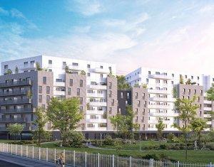 Achat / Vente programme immobilier neuf Bobigny proche métro (93000) - Réf. 3576