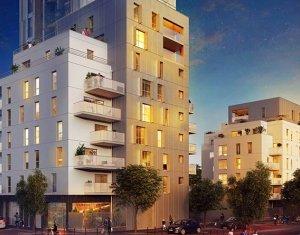 Achat / Vente programme immobilier neuf Bobigny proche Paris (93000) - Réf. 1847