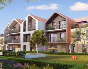 Achat / Vente programme immobilier neuf Bois d'Arcy cœur de ville (78390) - Réf. 2483