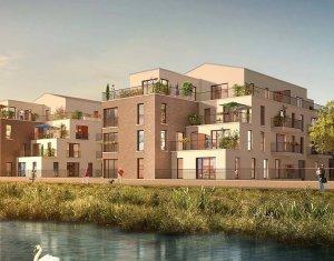 Achat / Vente programme immobilier neuf Bois-d'Arcy ZAC de la croix Bonnet (78390) - Réf. 2538