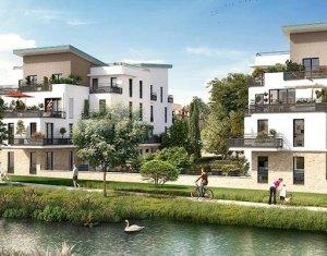 Achat / Vente programme immobilier neuf Bois-d'Arcy ZAC de la Croix-Bonnet (78390) - Réf. 1857