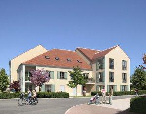Achat / Vente programme immobilier neuf Boissy-l'Aillerie à deux pas de la gare (95650) - Réf. 1329