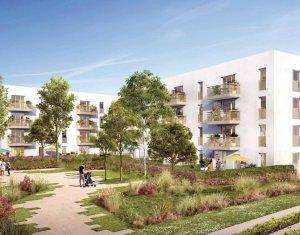 Achat / Vente programme immobilier neuf Bondoufle à 5 minutes du centre-ville (91070) - Réf. 2002
