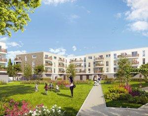 Achat / Vente programme immobilier neuf Bondoufle dans le nouveau quartier du Grand Parc (91070) - Réf. 444