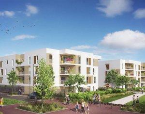 Achat / Vente programme immobilier neuf Bondoufle proche centre (91070) - Réf. 3700
