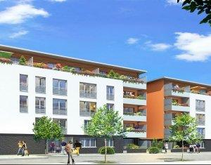 Achat / Vente programme immobilier neuf Bondy coeur de ville (93140) - Réf. 673