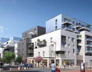 Achat / Vente programme immobilier neuf Bondy proche RER E (93140) - Réf. 3774