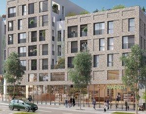 Achat / Vente programme immobilier neuf Bondy sur les rives de l'Ourcq (93140) - Réf. 2469