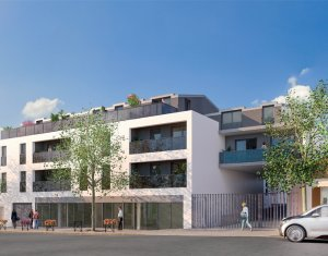 Achat / Vente programme immobilier neuf Bonneuil-sur-Marne proche bus (94380) - Réf. 3211