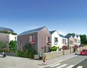 Achat / Vente programme immobilier neuf Bonnières-sur-Seine à deux pas des établissements scolaires (78270) - Réf. 829