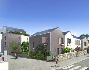 Achat / Vente programme immobilier neuf Bonnières-sur-Seine à deux pas du centre-ville (78270) - Réf. 600