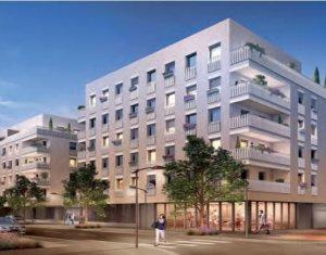 Achat / Vente programme immobilier neuf Brétigny-sur-Orge cœur quartier Clause-Bois Badeau (91220) - Réf. 3863