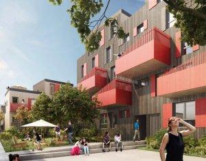 Achat / Vente programme immobilier neuf Brétigny-sur-Orge proche parc Clause Bois-Badeau (91220) - Réf. 1223