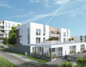 Achat / Vente programme immobilier neuf Brétigny-sur-Orge, quartier Clause Bois Badeau (91220) - Réf. 365