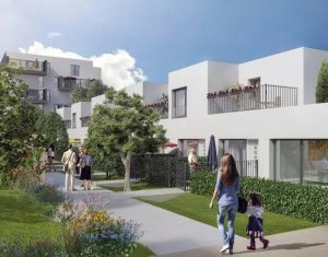 Achat / Vente programme immobilier neuf Brétigny sur Orge ZAC Clause-Bois Bardeau (91220) - Réf. 1432