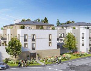 Achat / Vente programme immobilier neuf Breuillet à deux pas de la gare (91650) - Réf. 1662