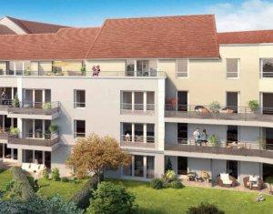 Achat / Vente programme immobilier neuf Brou-sur-Chantereine proche des commerces (77177) - Réf. 4629