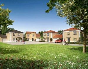 Achat / Vente programme immobilier neuf Bruyère-sur-Oise proche cœur village (95820) - Réf. 4046
