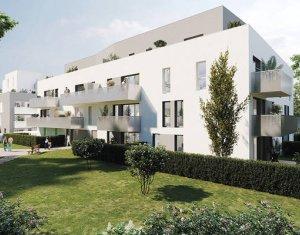 Achat / Vente programme immobilier neuf Bruyères-le-Châtel au coeur du quartier de la Croix de l'Orme (91680) - Réf. 4307