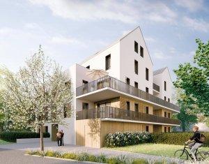 Achat / Vente programme immobilier neuf Bruyères-le-Châtel écoquartier de la Croix de l'Orme (91680) - Réf. 6306