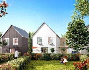 Achat / Vente programme immobilier neuf Bruyères-le-Châtel ZAC de la croix d'Orme (91680) - Réf. 880