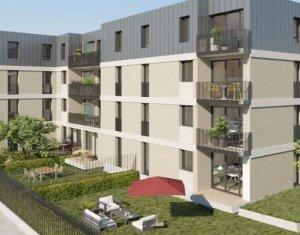 Achat / Vente programme immobilier neuf Bry-sur-Marne proche RER A (94360) - Réf. 5358