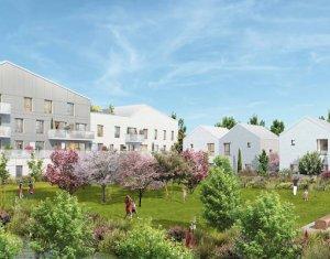 Achat / Vente programme immobilier neuf Bussy-Saint-Georges au coeur de l'écoquartier (77600) - Réf. 3938