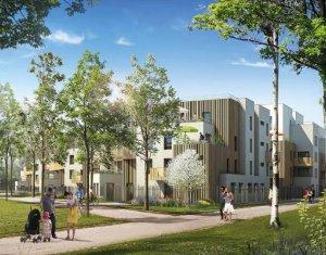 Achat / Vente programme immobilier neuf Bussy-Saint-Georges au cœur de l'éco quartier Le Sycomore (77600) - Réf. 4036