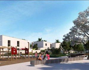 Achat / Vente programme immobilier neuf Bussy-Saint-Georges au cœur nouvel Eco quartier (77600) - Réf. 4035