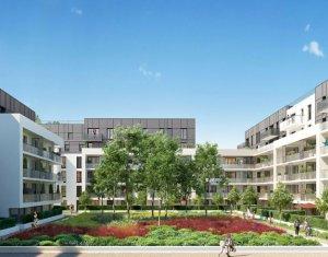 Achat / Vente programme immobilier neuf Bussy-Saint-Georges centre-ville (77600) - Réf. 2672