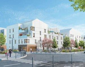 Achat / Vente programme immobilier neuf Bussy-Saint-Georges éco-quartier du Sycomore (77600) - Réf. 2714