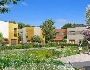 Achat / Vente programme immobilier neuf Bussy Saint-Georges éco-quartier du Sycomore (77600) - Réf. 2076
