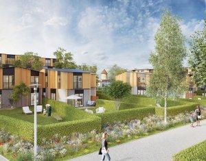 Achat / Vente programme immobilier neuf Bussy-Saint-Georges proche parc du Génitoy (77600) - Réf. 3207