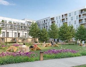 Achat / Vente programme immobilier neuf Bussy-Saint-Georges proche parc Sycomore (77600) - Réf. 3989