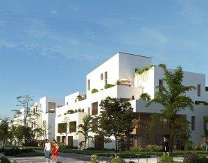 Achat / Vente programme immobilier neuf Bussy-Saint-Georges proche Paris (77600) - Réf. 3965