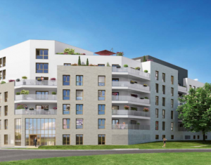 Achat / Vente programme immobilier neuf Bussy-Saint-Georges proche RER A (77600) - Réf. 5312