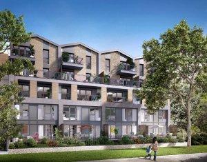Achat / Vente programme immobilier neuf Cachan au Sud du Grand Paris (94230) - Réf. 2173