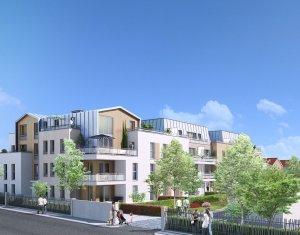 Achat / Vente programme immobilier neuf Carrieres-sous -Poissy à deux pas de la Seine (78955) - Réf. 2858