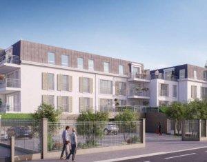 Achat / Vente programme immobilier neuf Carrières-sous-Poissy proche bord de Seine (78955) - Réf. 3393