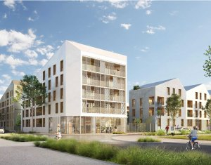Achat / Vente programme immobilier neuf Carrières-sous-Poissy sur les bords de Seine (78955) - Réf. 3988