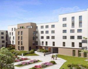 Achat / Vente programme immobilier neuf Cergy à 300 mètres de la gare RER A (95000) - Réf. 5301